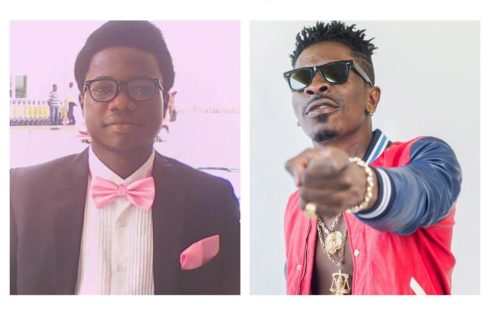 Shatta Wale Replies Prophet Cosmos Walker Affran