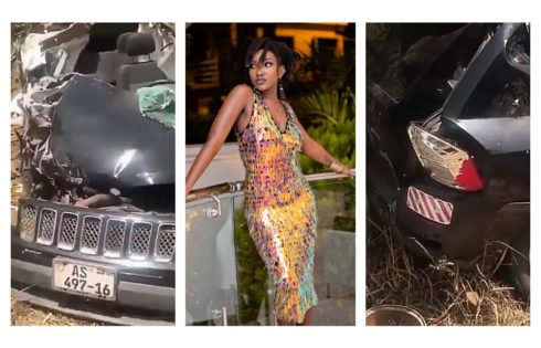 Vehicle In Which Ebony Reigns Died