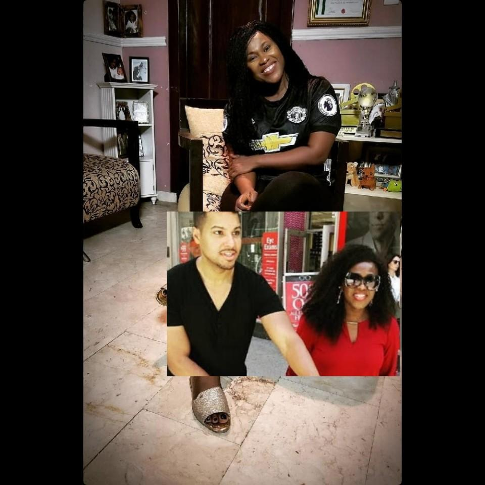 Uche Jombo Thinks Her Marriage Did Not Bring Bad Luck To Her Acting Career