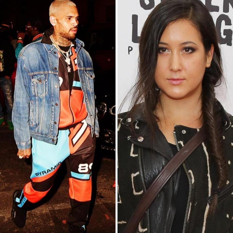 Vanessa Carlton Embarrasses Chris Brown After He Posted Her Video On International Women's Day