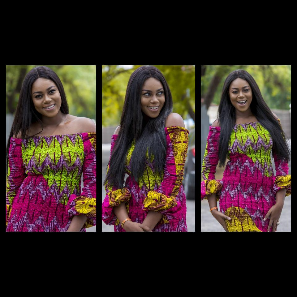 Yvonne Nelson Slays In African Print