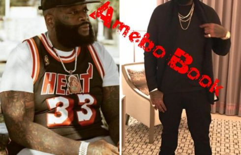 Fans Think The Real Rick Ross Has Been Replaced By The Illuminati