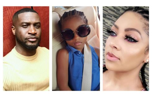 Lola Omotayo Adorably Thinks Her Daughter Aliona Is Jackie Kennedy