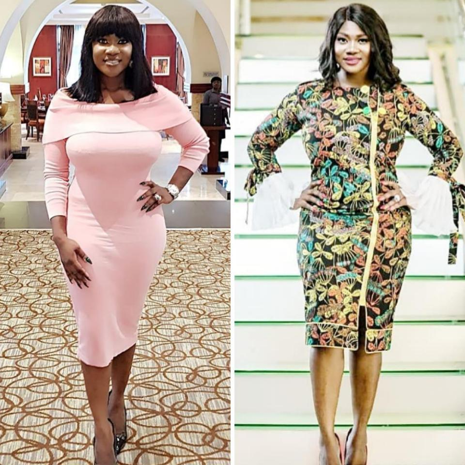 Mercy Johnson Explains Why You Need To Care Less Whether People Like You Or Not