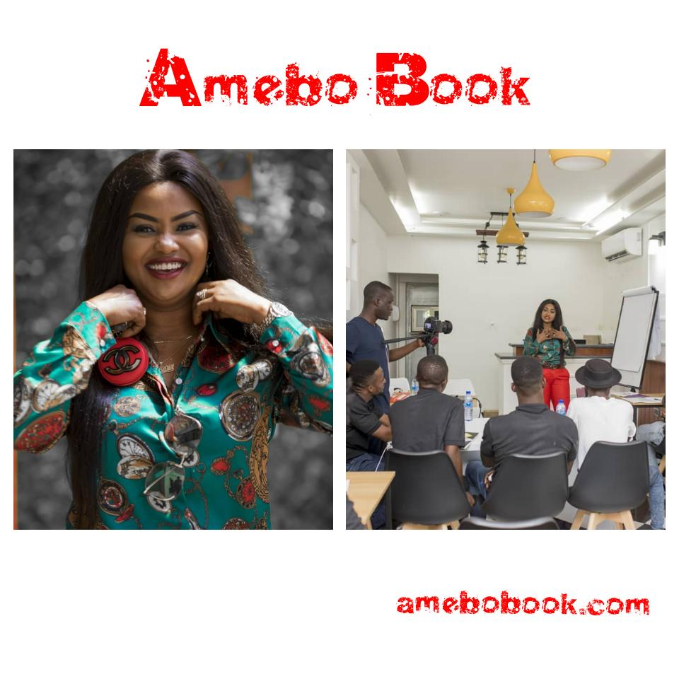 Nana Ama McBrown Lands Teaching Job At NyoNyo Essentials