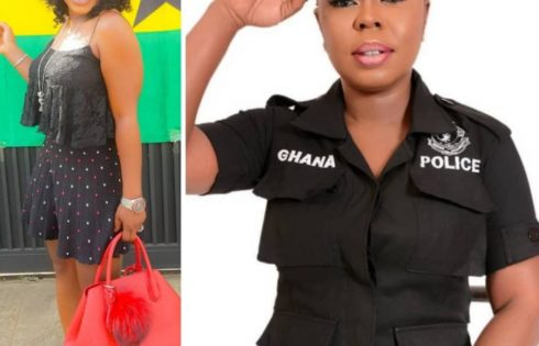 Afia Schwarzenegger Invited By The CID For Wearing Police Uniform