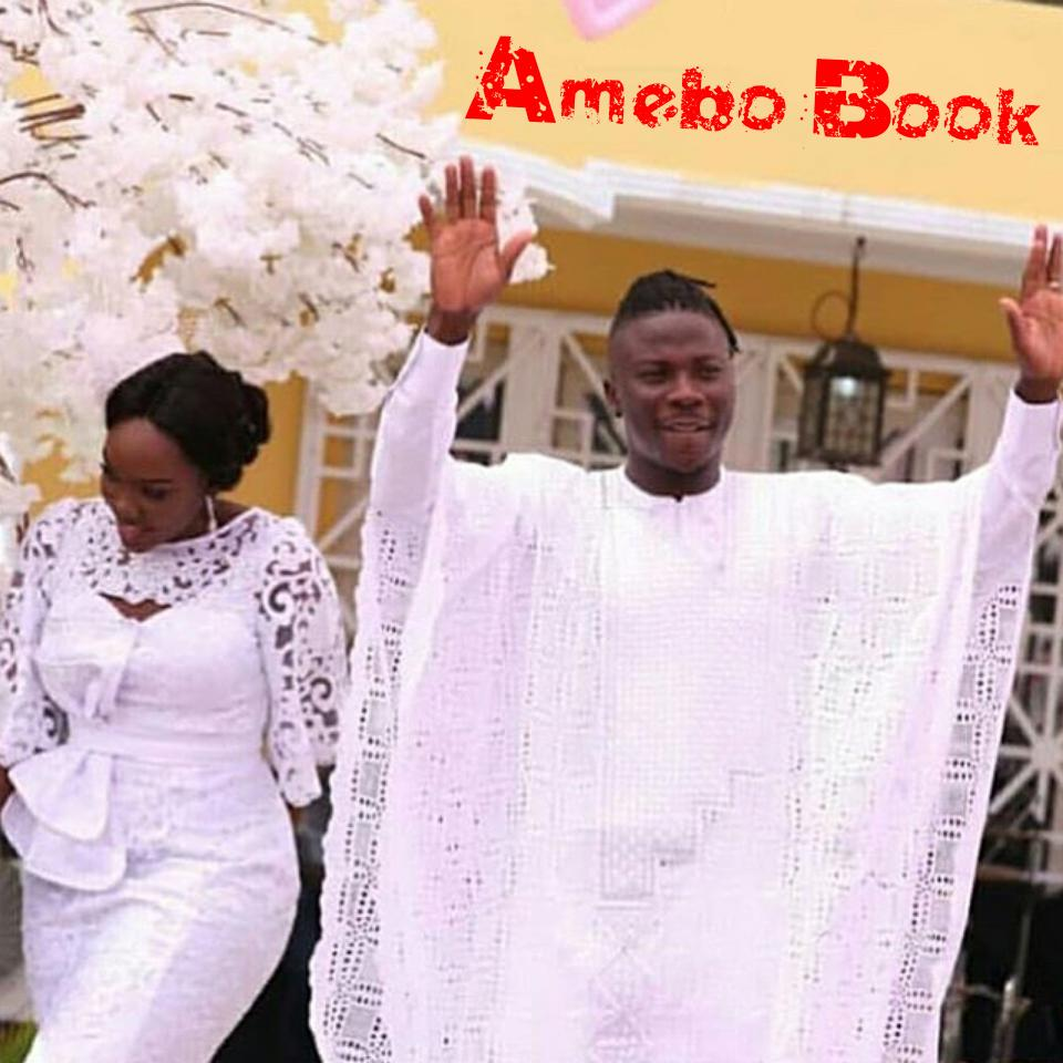 Stonebwoy's Mother-in-law At His Daughter's Naming Ceremony