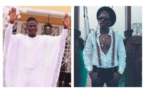 """Stonebwoy Fires Shots At """"Dirty Enemy"""" Shatta Wale"""