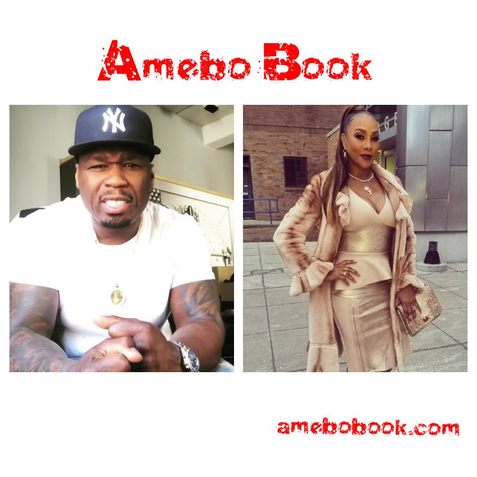 50 Cent Reacts After Ex-girlfriend Vivica A. Fox Described Their S** Life As 'PG-13-rated'