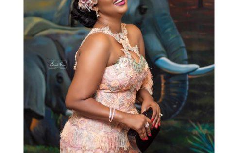 Nana Ama McBrown Wows In Glamorous New Photoshoot