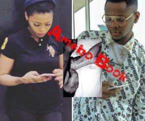 Chidinma Ekile And Kiss Daniel Just Got Matching Tattoos