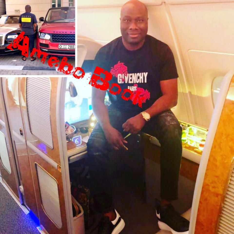 Mompha Shows Off His Customised Rolls Royce Wraith And Range Rover Autobiography