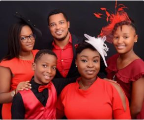 Van Vicker Shares Photo Of His Beautiful Family