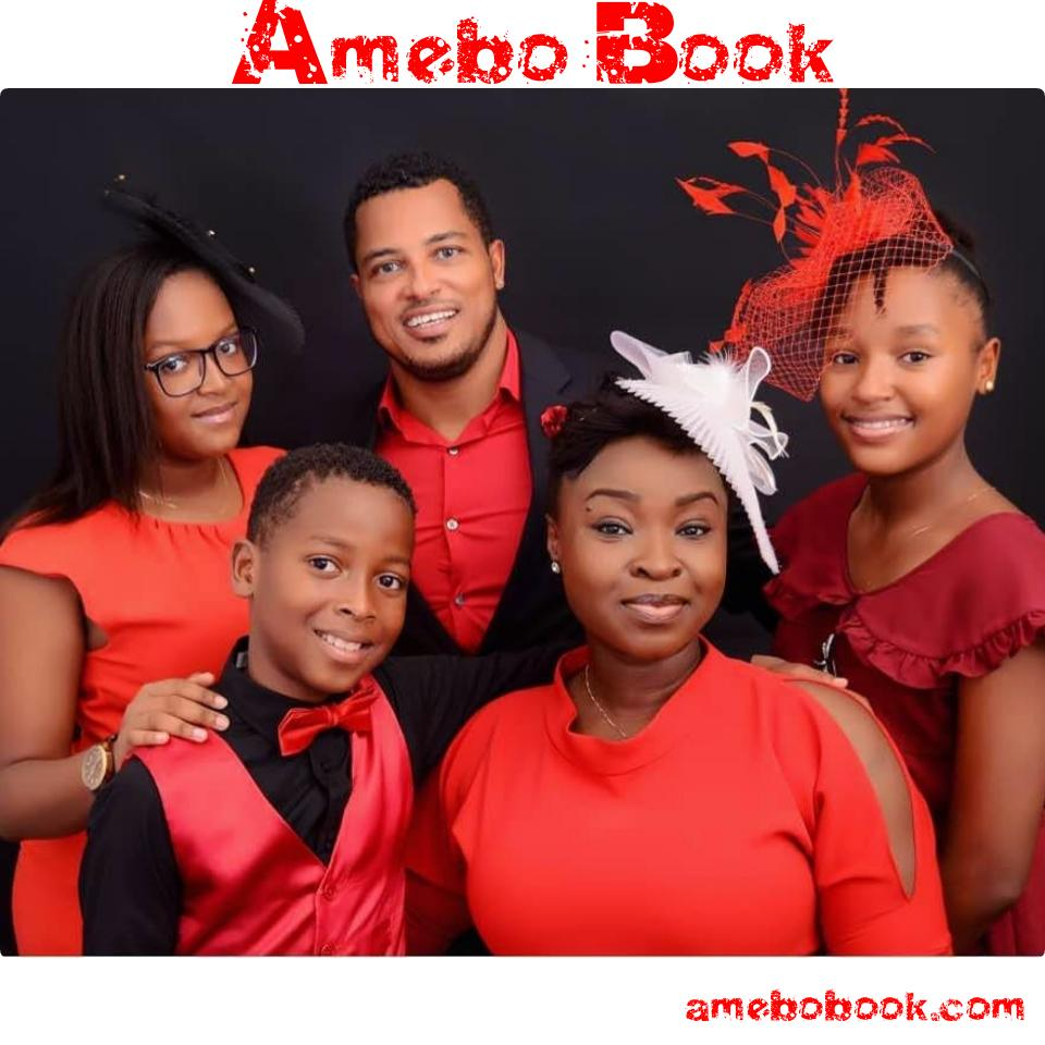 Van Vicker Shares Photo Of His Beautiful Family