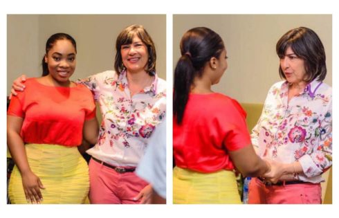 Moesha Boduong Tells CNN's Christiane Amanpour Ghanaian Women Sleep With Men For Money