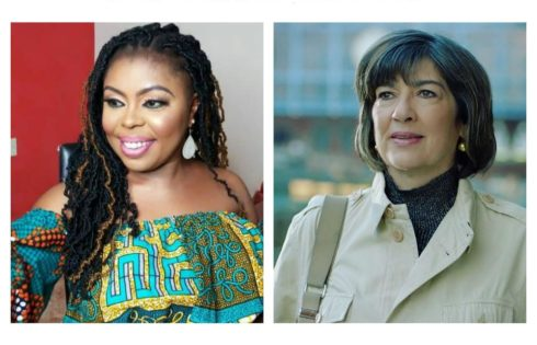 Afia Schwarzenegger Writes Christiane Amanpour Over Moesha Boduong Interview