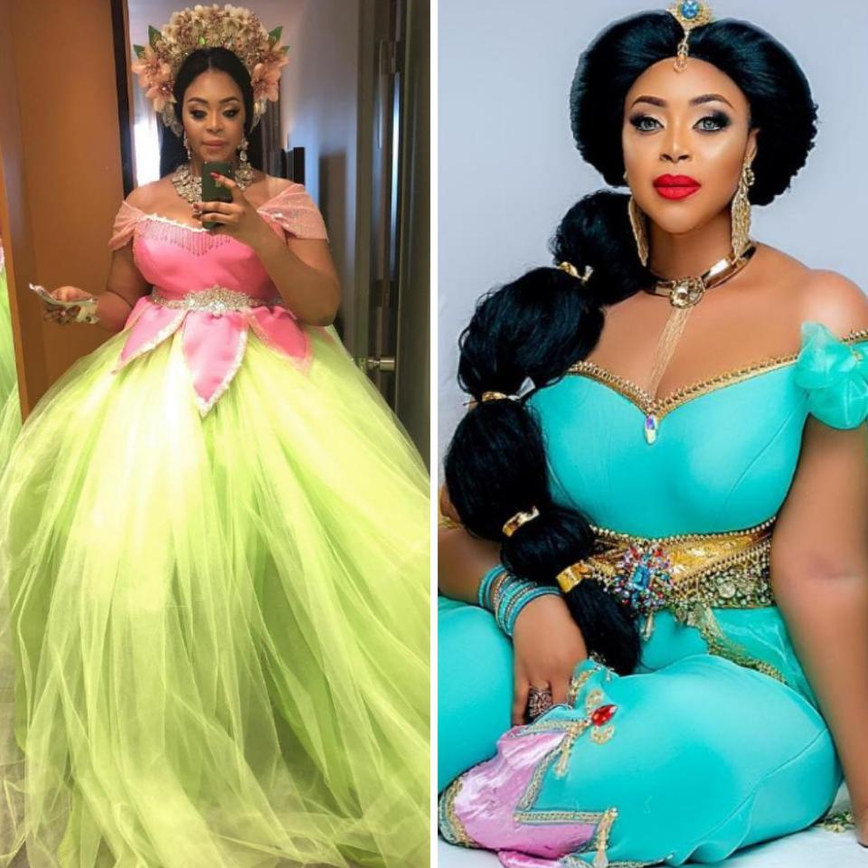 Mimi Orjiekwe Expresses Concern Over Irresponsible Men Who Have Children With Different Women