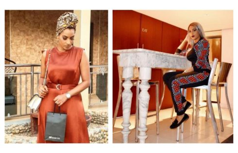 Juliet Ibrahim Accusing Iceberg Slim Of Cheating