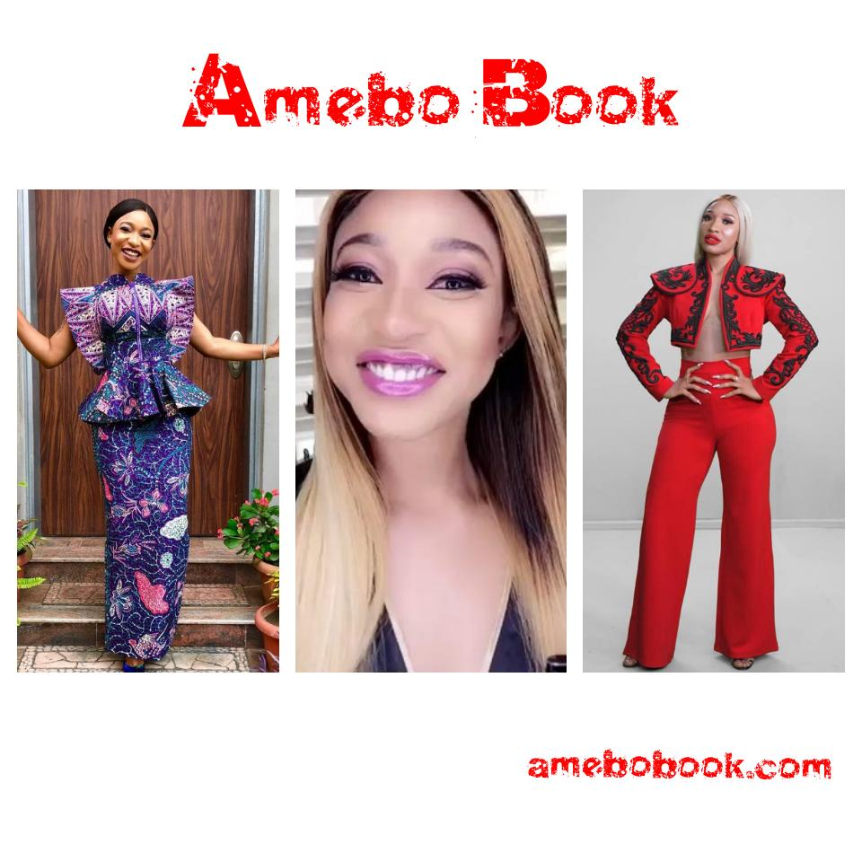 Tonto Dikeh Raises Alarm After Mysterious N5million Is Paid Into Her Account