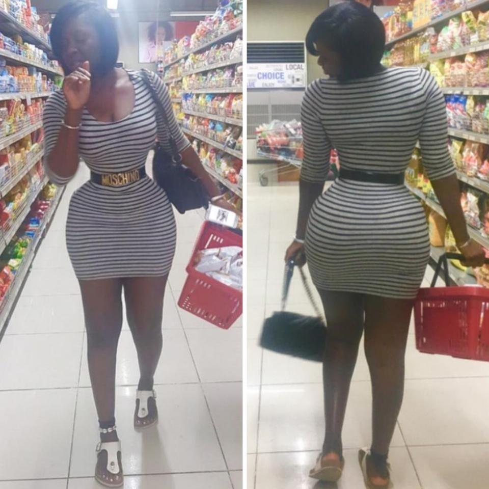 Princess Shyngle Pictured In Compromising Position With Prince David Osei