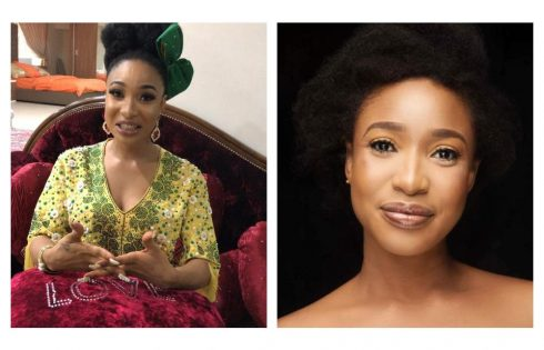 Tonto Dikeh Advises Couples To Please Themselves Sexually