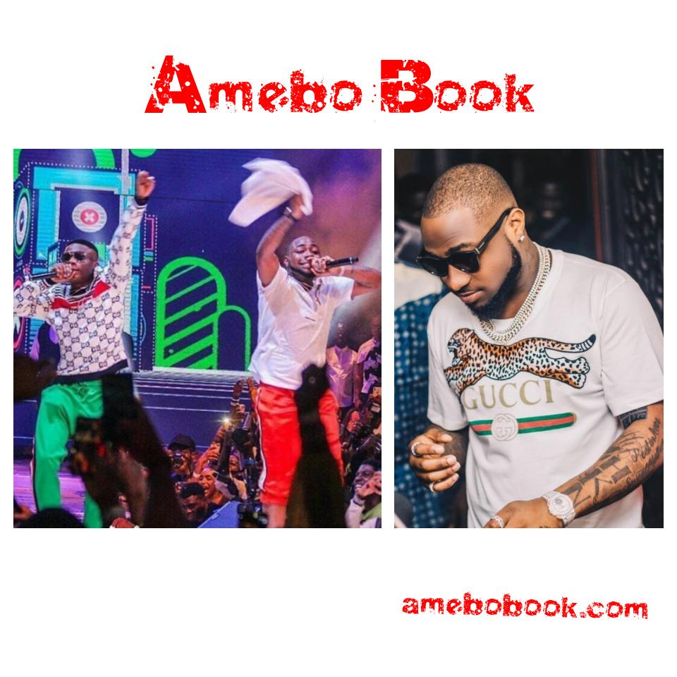 Davido Reveals Why He Has Not Done Any Collaboration With Wizkid