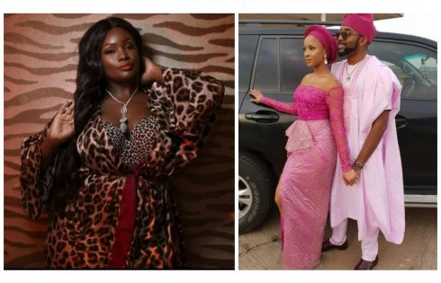 Adesua Etomi Told Toolz She Doesn't Have Big B**bs