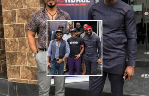 Ramsey Nouah Unveils The Remake Of Living In Bondage