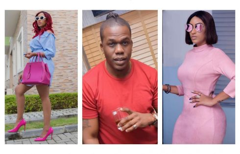 Juliet Ibrahim Cannot Sleep At Night Because Of Iceberg Slim