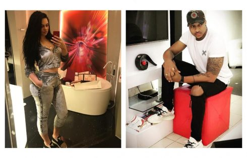 IK Ogbonna Defends His Wife Against Troll Who Said She Dresses Like A Prostitute