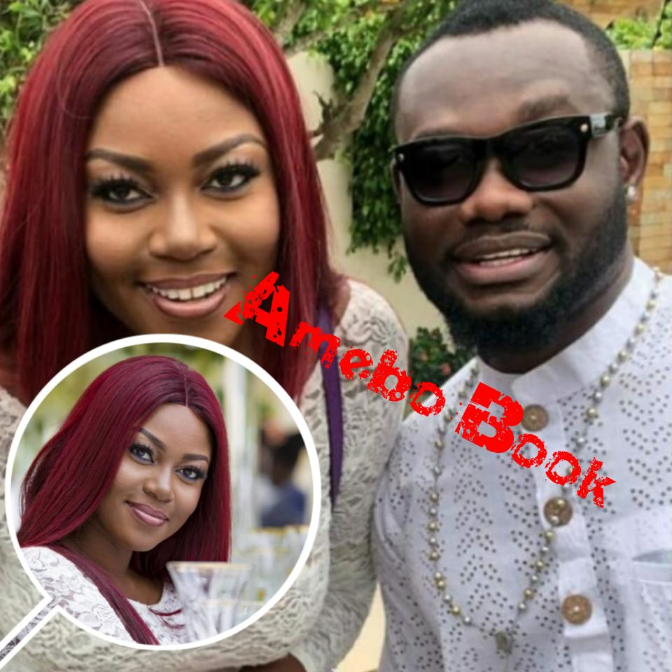 John Dumelo And Mawunya All White Wedding