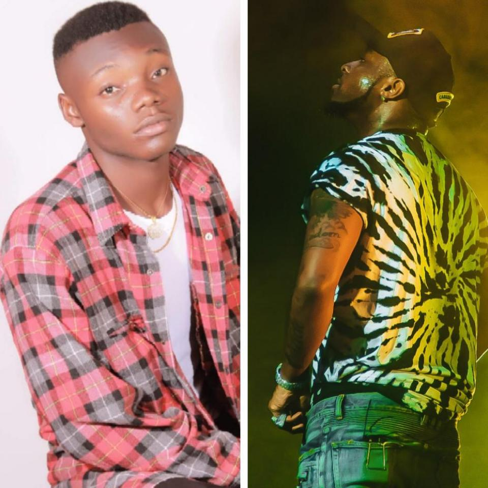 Singer Zona Gee Who Accused Davido Of Stealing Assurance