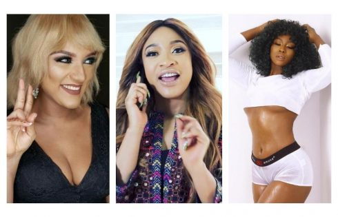 Tonto Dikeh Offers Gifty N1million For Blasting Lilian Afegbai