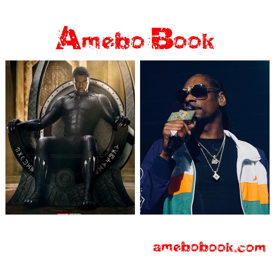 Snoop Dogg Thinks This Is What Wakanda Passport Should Look like