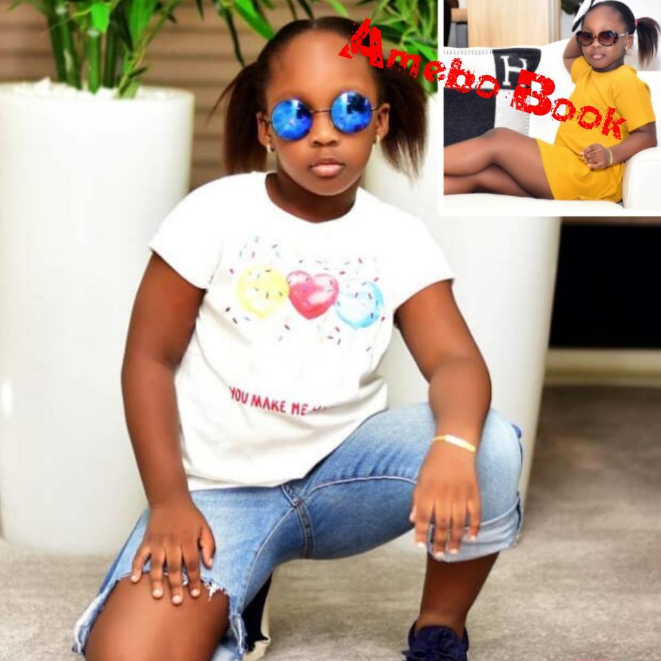Timaya Celebrates Daughter Emma As She Turns 6