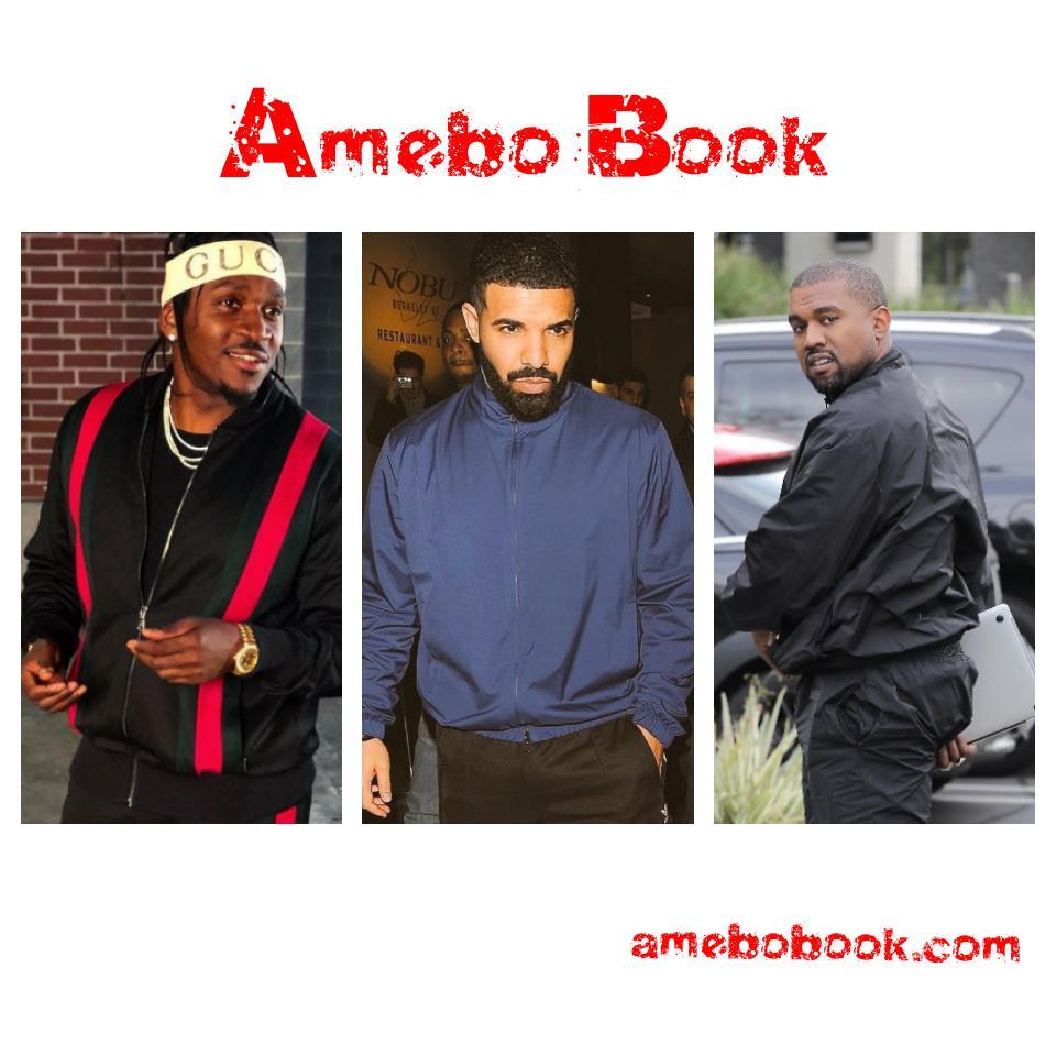Drake Lyrically Murders Pusha-T And Kanye West On New Song