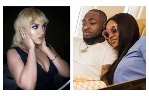 Gifty Powers Thinks Davido Is Putting Up A Show With Chioma