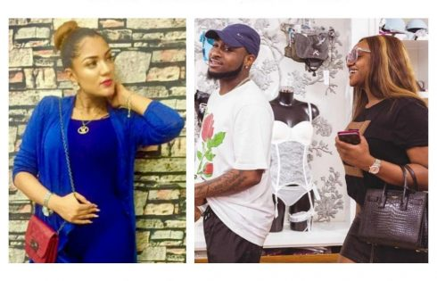 Gifty Powers Denies Post On Davido And Chioma Was About Them