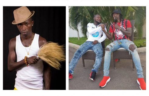 Emmanuel Adebayor Promises To Pay For Dolce & Gabbana Suit For Patapaa