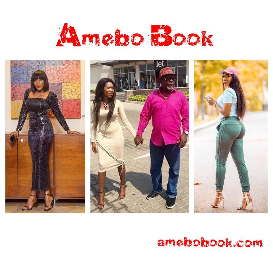 Victoria Lebene Completely Denies Having S*xual Relationship With Kofi Adjorlolo