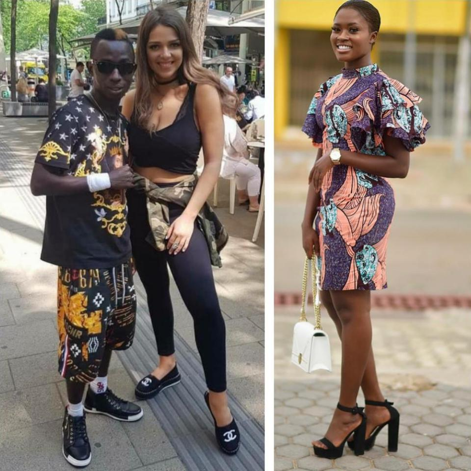 Patapaa Poses With Mystery Lady In New Photo