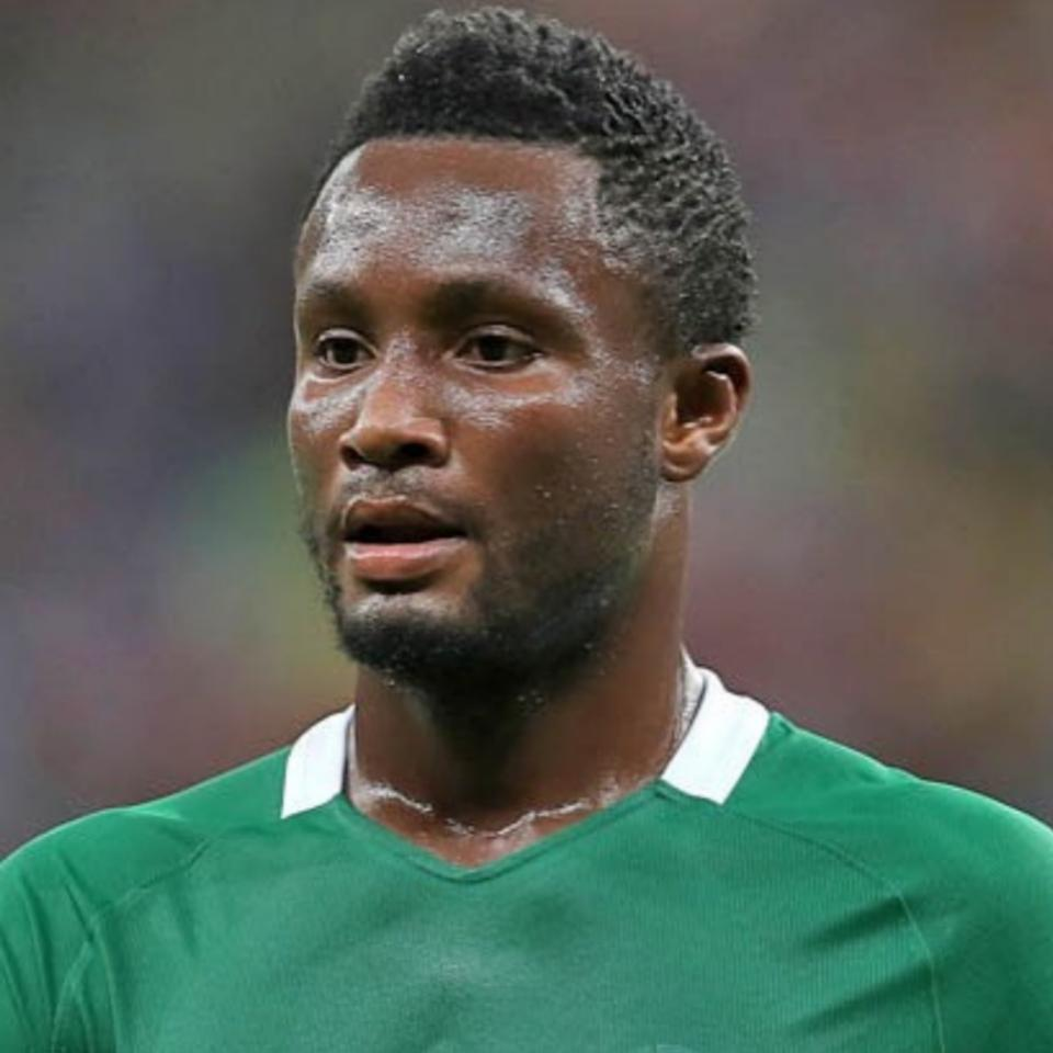 Mikel Obi Unveils His 2018 World Cup Boots