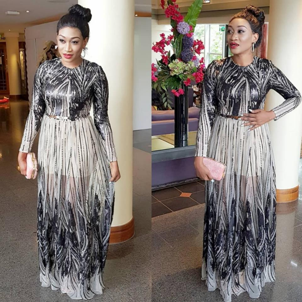 Oge Okoye Says My Divine Self Is Far More Powerful Than Money