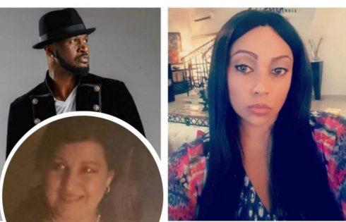 Peter Okoye Celebrates Mother-In-Law On Her Birthday