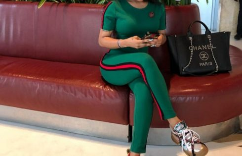 Tonto Dikeh On The Rule Of Giving