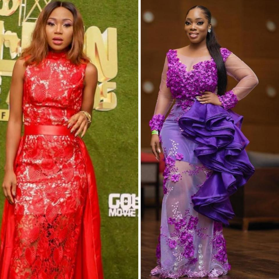 Rosemond Brown Goes On Bended Knees To Beg Moesha Boduong