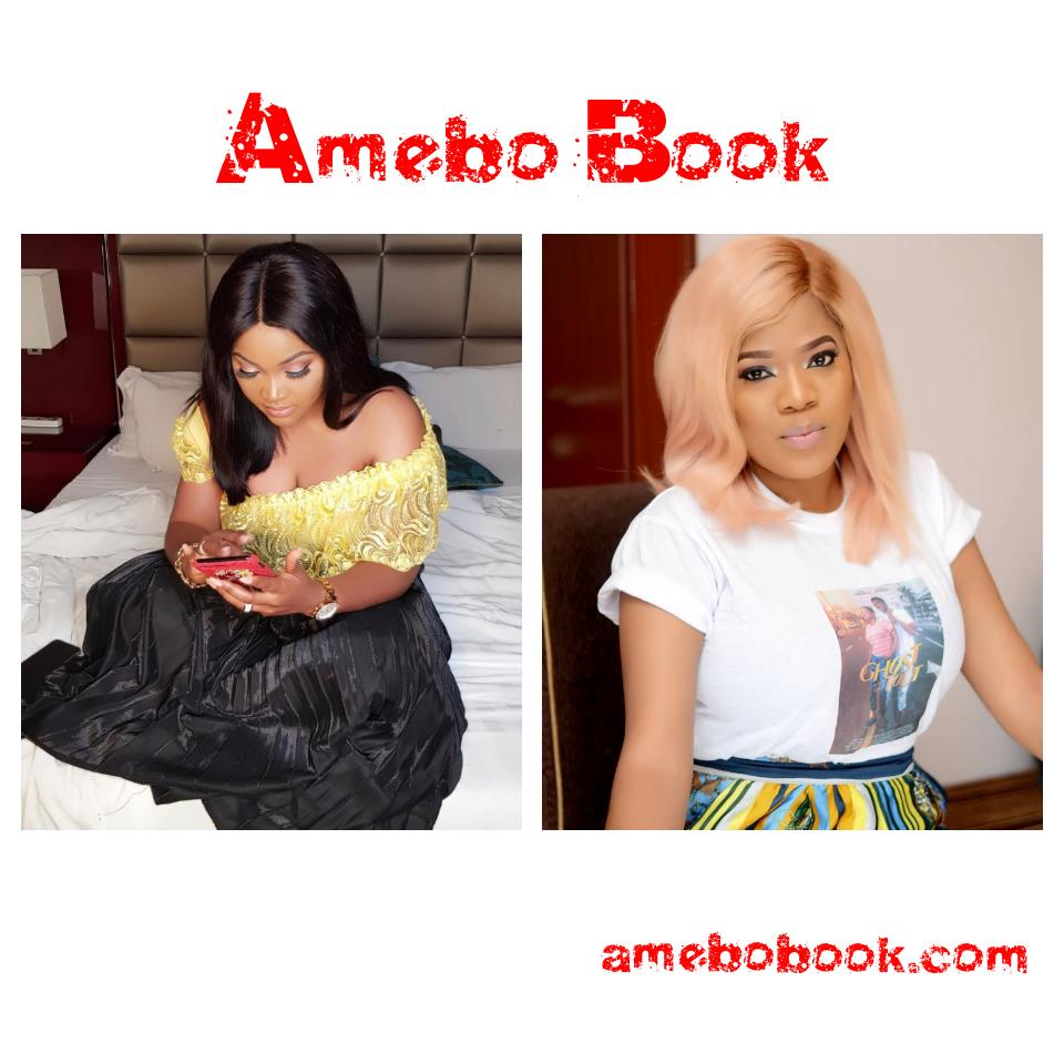 Mercy Aigbe And Toyin Abraham Unfollow Each Other