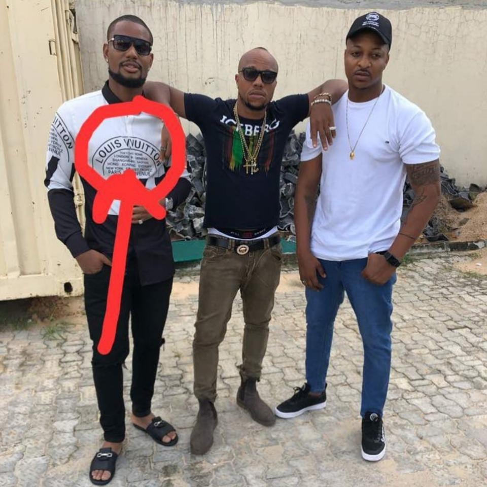 Alex Ekubo Explains Why He Is Rocking A Fake Louis Vuitton Shirt
