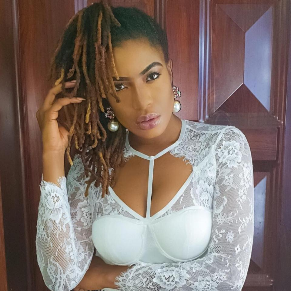 Chika Ike Unveils New Look After Removing Dreadlocks