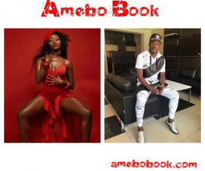 Asamoah Gyan And Wendy Shay Caught Hanging Out